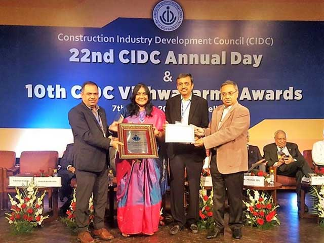 10th CIDC Vishwakarma Awards 2018