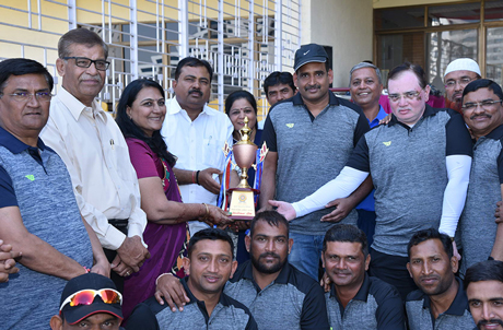 Mayor Cup - Cricket Tournament