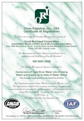 ISO 9001-2008 Certification