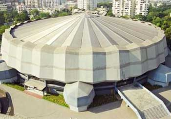 Surat Indoor Stadium - Structural Information