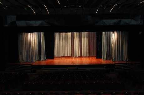 Stage - All Curtain Vision