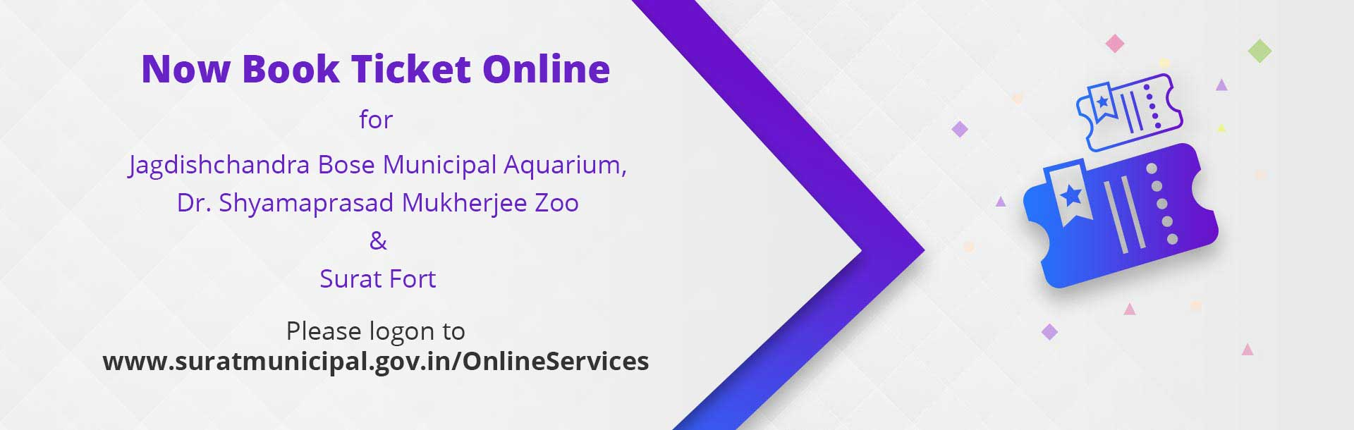 Online Ticket Booking for Aquarium- Now Available